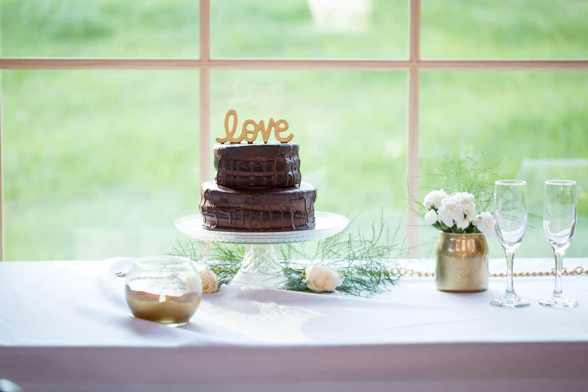 4 Points Farm Gatlinburg Wedding